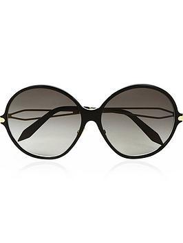 victoria-beckham-fine-rounded-acetate-sunglasses-black
