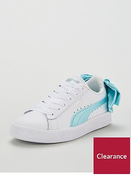 puma-basket-bow-ac-childrens-trainer