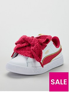 puma-puma-minions-basket-heart-fluffy-childrens-trainer