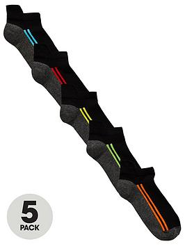 v-by-very-5-pk-neon-stripe-trainer-liner
