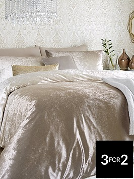 ideal-home-heidi-ombre-velvet-duvet-cover-set-oyster