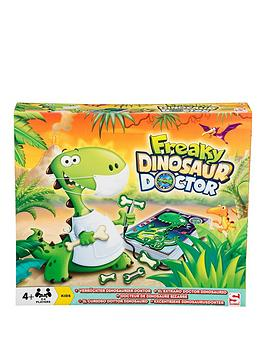 Image of Freaky Dinosaur Doctor Game