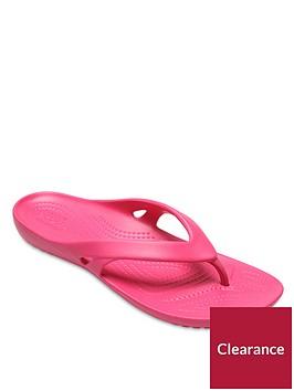 crocs-kadee-flip-flop-pink