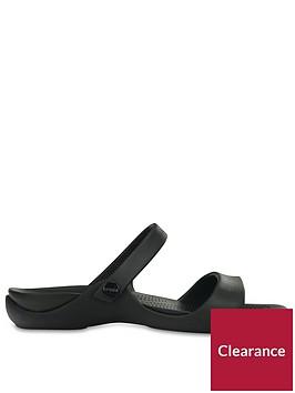 crocs-cleo-2-strap-slide-flat-sandal