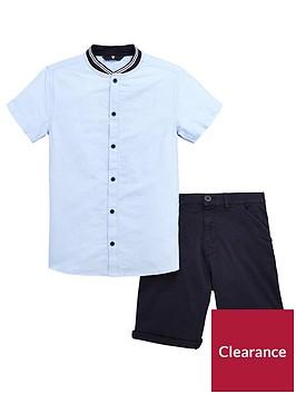 v-by-very-short-sleeve-baseball-shirt-and-chino-short