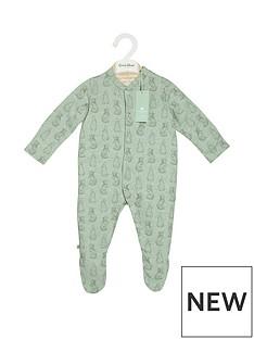 the-little-green-sheep-the-little-green-sheep-wild-cotton-organic-sleepsuit-rabbit-0-3months