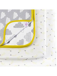 snuz-bedside-crib-bedding-set