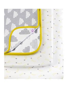 snuz-bedside-crib-bedding-set