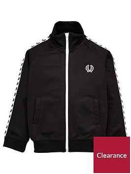 fred-perry-boys-taped-track-jacket