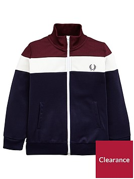 fred-perry-boys-colour-block-track-jacket