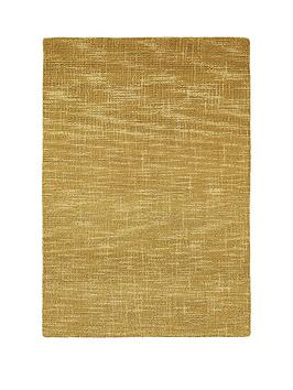 ideal-home-tweed-effect-wool-rug