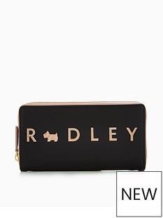 radley-radley-all-that-glitters-large-zip-around-matinee-purse