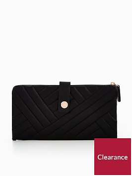 radley-larks-wood-quilted-large-folded-matinee-purse-black