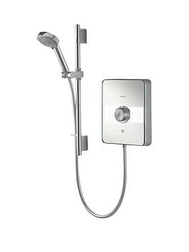 Aqualisa Lumi Chrome 8.5kw Electric Shower. Best Price and Cheapest