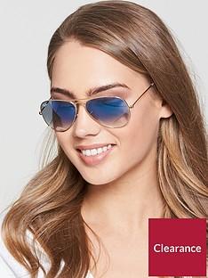 9c35fa2c1b Ray-Ban Highstreet Sunglasses - Blue Gradient