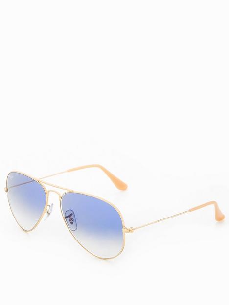 ray-ban-aviatornbspsunglasses-gold