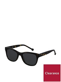 kenzo-rectangle-sunglasses-tortoiseshell