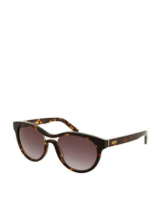 ab8a03a0e492 Kenzo Cat Eye Tortoise Sunglasses | very.co.uk