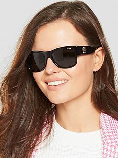 versace-logo-squarenbspsunglasses-black