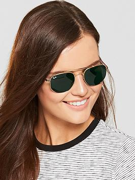 ray-ban-icons-sunglasses-goldblack