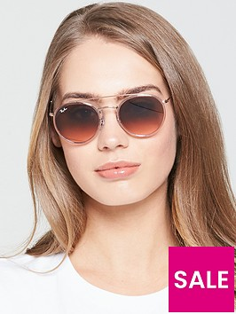 ray-ban-icons-sunglasses-pinkbrown