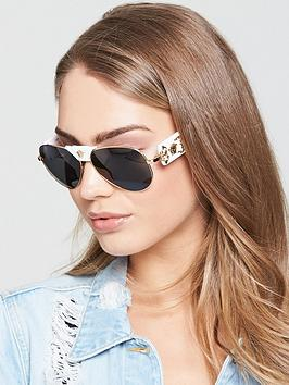 versace-white-logo-sunglasses
