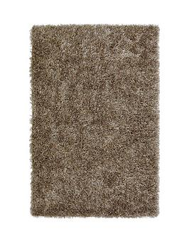 Photo of Allure sparkle shaggy rug