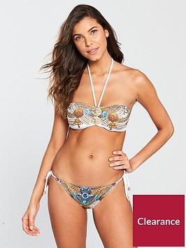 forever-unique-lainey-gold-chain-print-bikini-set-white