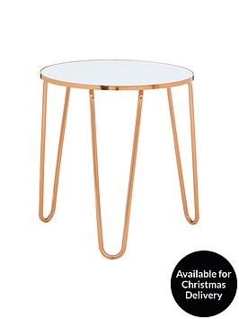 ideal-home-glam-side-table-whitegold