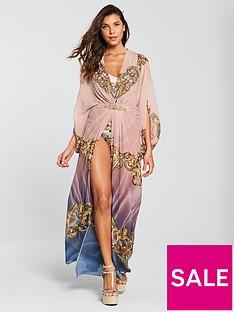 forever-unique-bindy-baroque-print-maxi-beach-dress