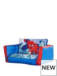 spiderman-flip-out-mini-sofa