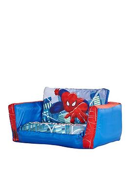 spiderman-flip-out-mini-sofa