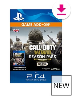 playstation-4-call-of-duty-wwii-season-pass