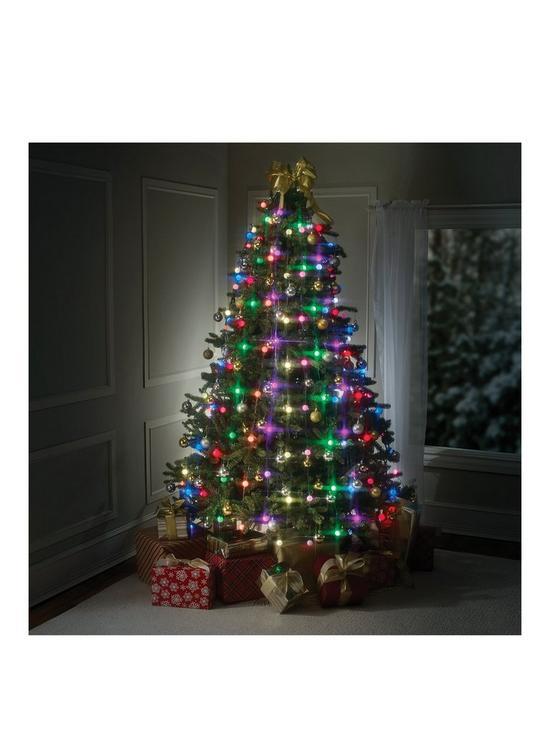 jml tree dazzler easy led christmas tree lights verycouk