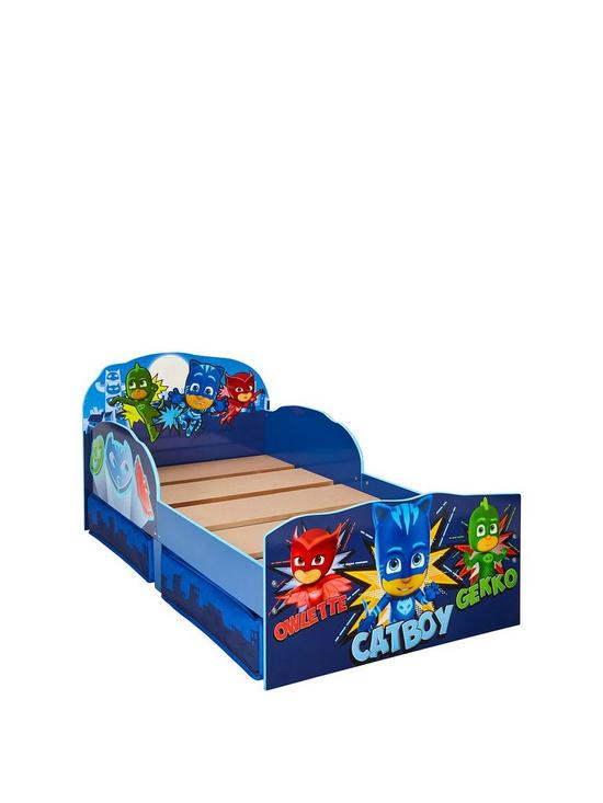 ce30da351c77 PJ MASKS PJ Masks Toddler Bed with underbed storage by HelloHome ...