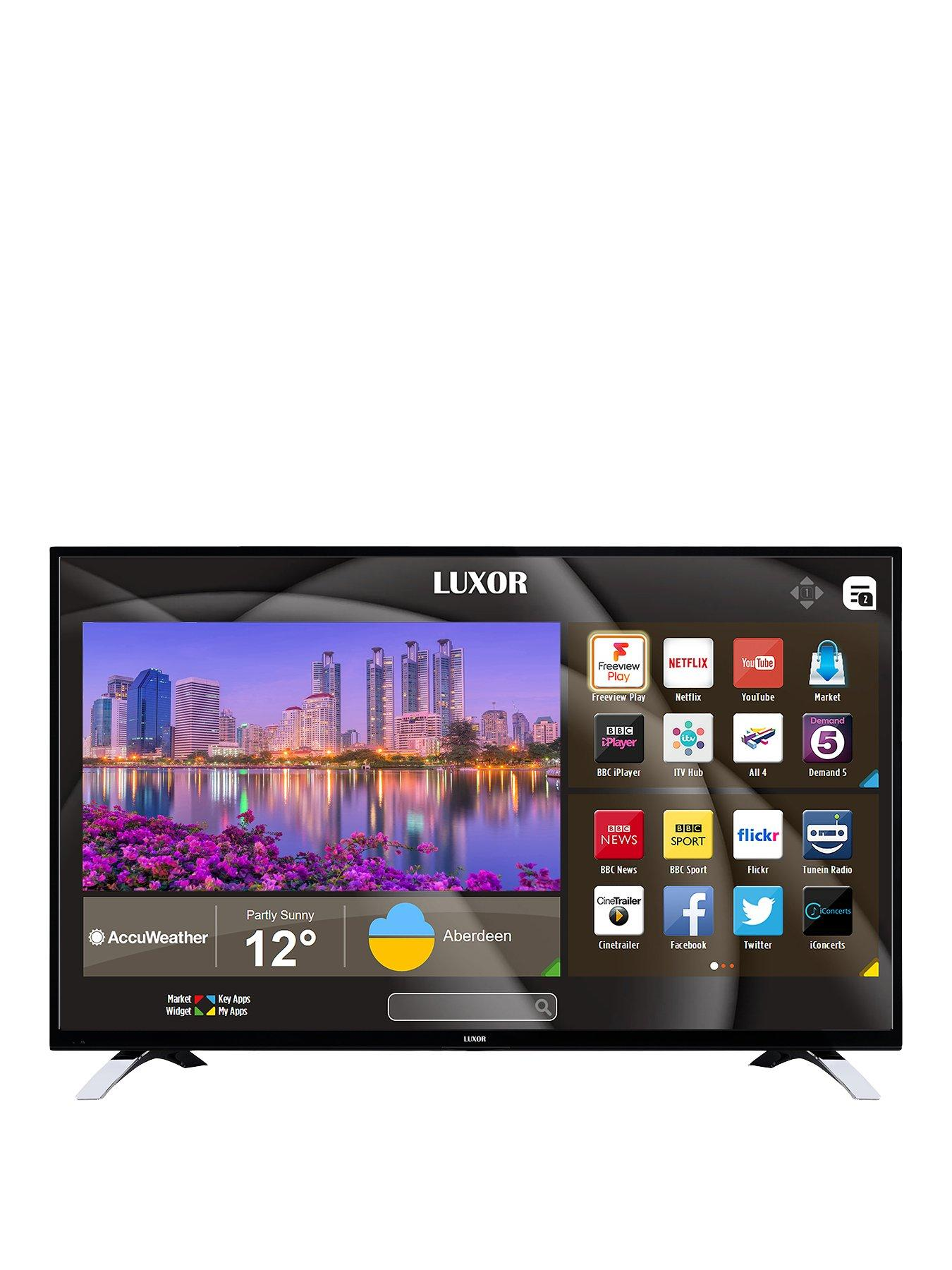 Luxor 55 inch Ultra HD 4K, Freeview Play, LED, Smart TV 51 to TVs | 51-55"|1350|1800|?|31ddddbe2ebfd261e28d32f308ad7ca4|False|UNLIKELY|0.3233742117881775