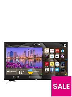 Luxor 55 inch Ultra HD 4K, Freeview Play, LED, Smart TV