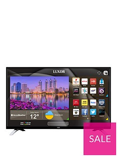 Luxor Luxor 55 inch 4K, Freeview HD, LED, Smart TV