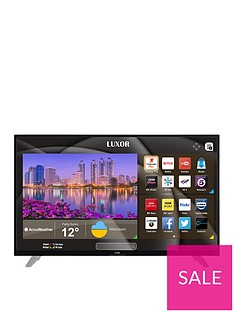 Luxor 49 inch Ultra HD 4K, Freeview Play, Smart TV