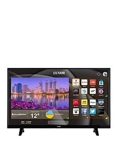 Luxor 43 inch, 4K Ultra HD, Freeview Play, Smart TV