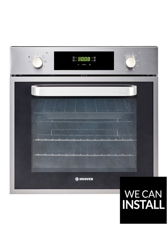 Swell Hoe3051N 60Cm Built In Electric Single Oven With Optional Installation Stainless Steel Wiring Cloud Xeiraioscosaoduqqnet