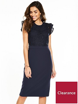 phase-eight-peggy-lace-dress-navy