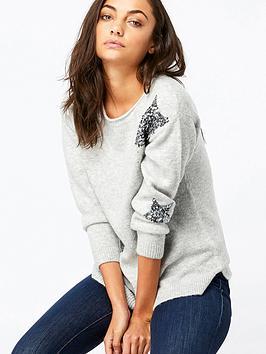 monsoon-selena-starlight-sweater-grey-marlnbsp
