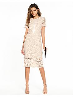 phase-eight-darena-lace-dress-cameo