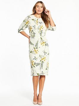 Phase Eight Sandrine Kimono Belted Dress