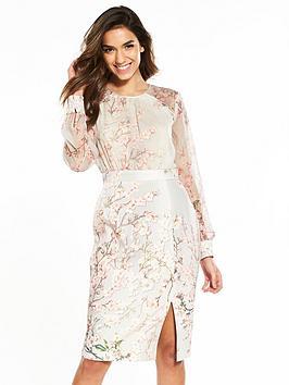 Phase Eight Nissa Dress - Buttermilk