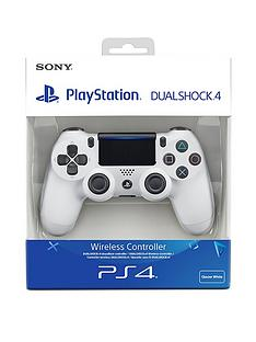 Playstation DualShock 4 Wireless Controller V2 – Glacier White