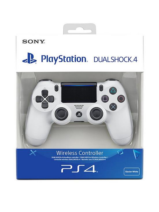 Playstation DualShock 4 Wireless Controller V2 – Glacier White ... 1a97ee6f3f