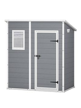 keter-6x4-pent-manor-resin-shed