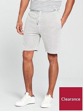 v-by-very-textured-sweat-shorts